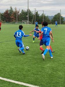 第99回全国高校サッカー選手権 新潟県大会 3回戦