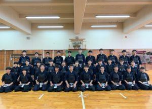 剣道部の紹介