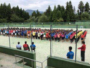 女子テニス部 令和3年度 6月までの戦績