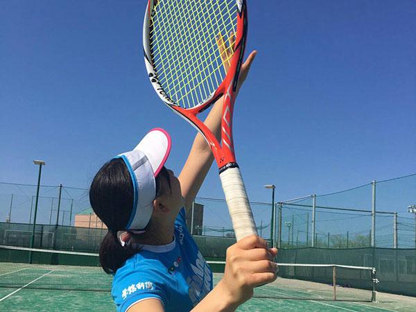 硬式テニス部(女子)